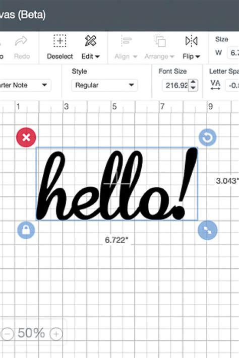 font design basics font basics in the cricut design space hey let s make stuff