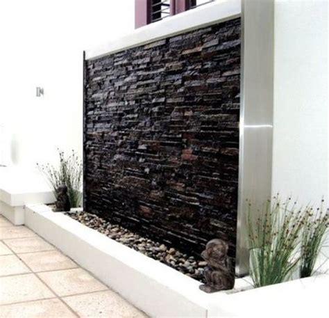 fuentes de agua de pared
