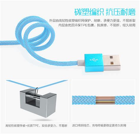 Hoco Upl12 Jelly Coat Lightning Braided Cable 1 2m For Iphone Baru hoco upl09 weave lightning braided cable for iphone 6 6 5