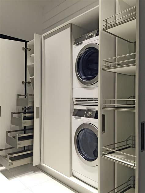 waschmaschine und trockner in der küche heimat f 252 r die waschmaschine k 252 chenplaner magazin