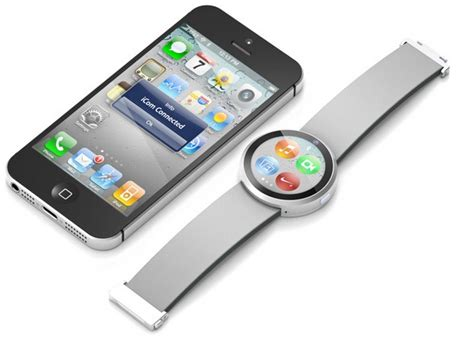 iwatch layout on iphone iwatch and iphone 6 to be released in october