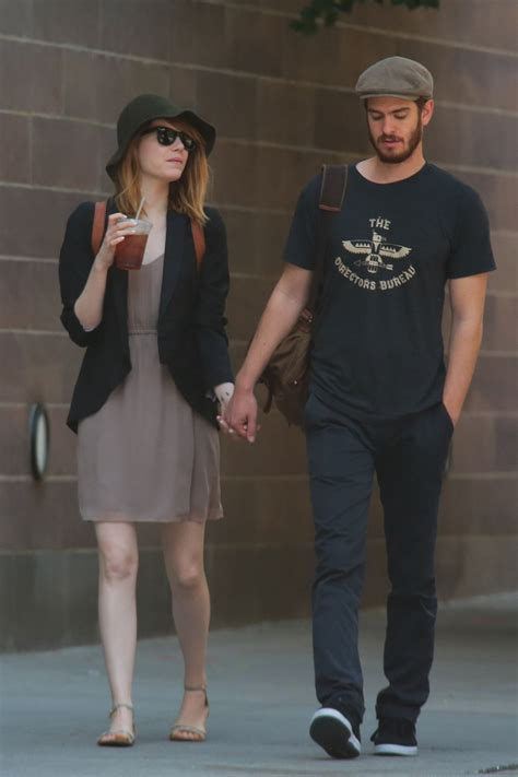 emma stone husband emma stone with boyfriend out in new york city june 2014
