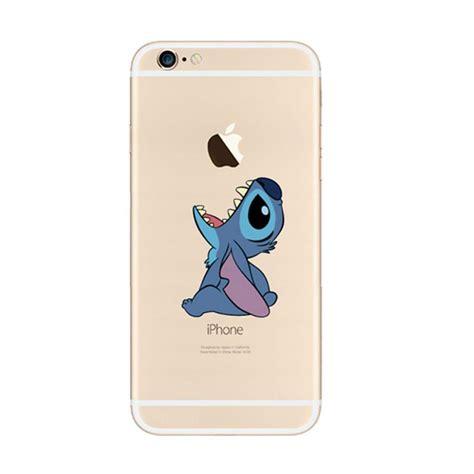 Disney Premium Soft Jellycase Iphone 5 6 6 7 7 Iphone 5 5s 6 6 disney lilo stitch iphone 6s 6 plus se 5s 5 mavasoap