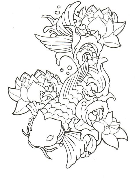 7 new koi fish tattoo endless tattoo designs