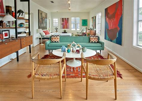 Mid Century Home Decor by 9 Elements Of Mid Century Style