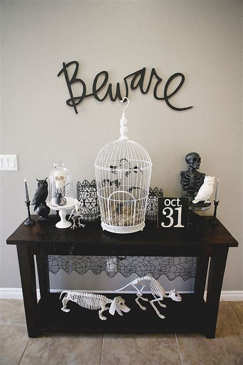 323 best halloween decor images on pinterest halloween
