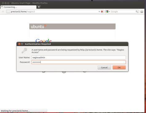 nagios install tutorial ubuntu how to install nagios on ubuntu 12 04