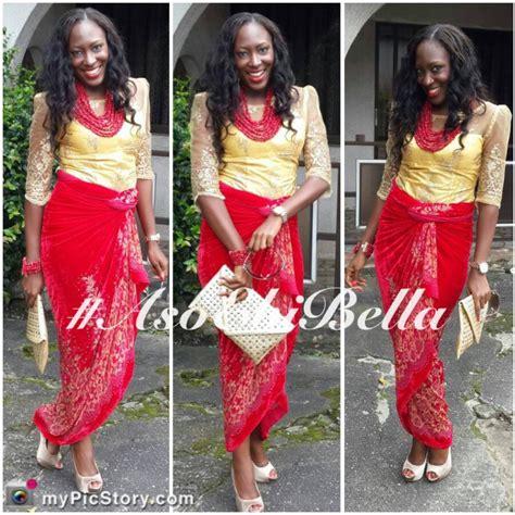 bella naija african women wears bella asoebi newhairstylesformen2014 com