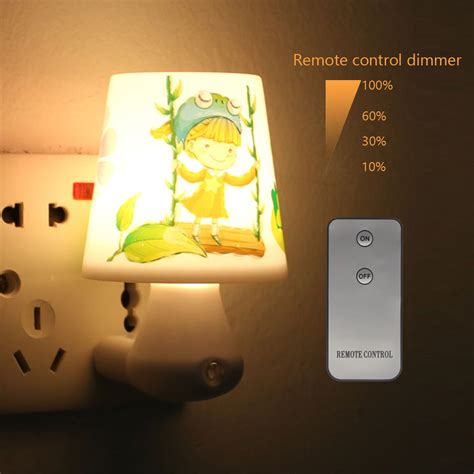 remote control bedroom l led night light l 0 5w ac220v white warm white with