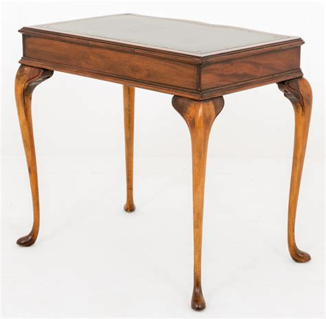 queen anne writing antique queen anne writing table ladies desk