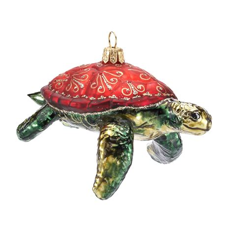 turtle christmas ornament gump s