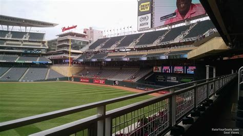 target 1 section target field section 134 rateyourseats com