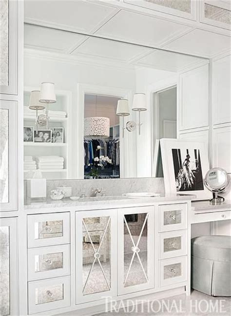 vanities traditional homes and cabinets on pinterest