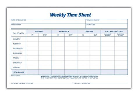 Printable Time Sheets | blank monthly time sheets calendar template 2016