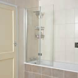 folding shower screen for bath bath screens and shower screens roman showers