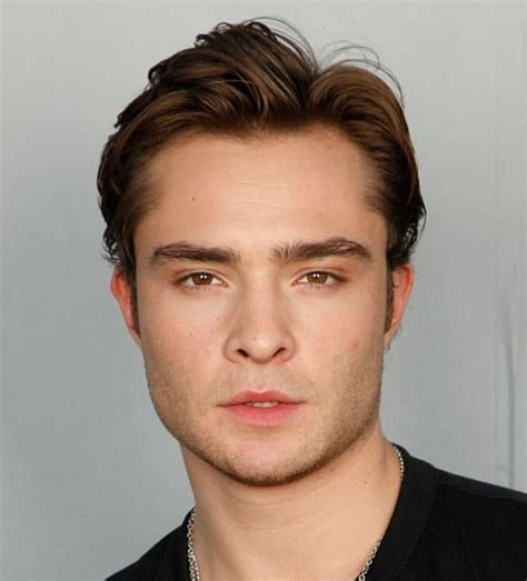 Chuck Bass Hairstyle by Ed Westwick Hairstyle Cool S Hair
