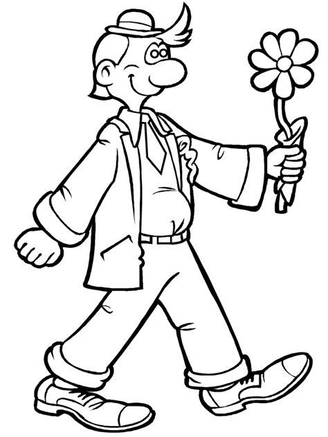 circus coloring pages coloring pages to print