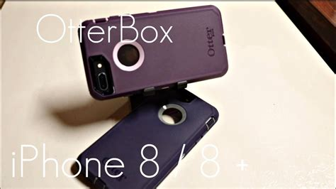 otterbox defender case iphone    quick review demo youtube