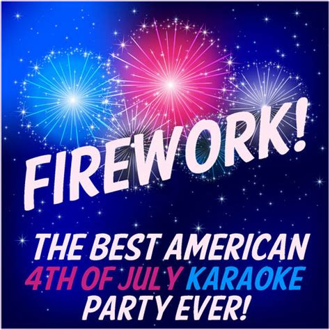 The Greatest American Karaoke Paranoid Originally Performed By Black Sabbath Karaoke Version Firework The Best American