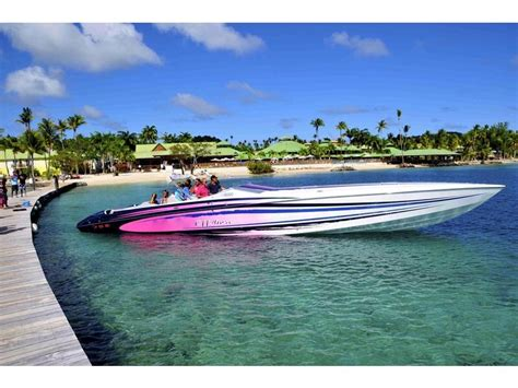 nortech boats canada 2007 nor tech 5000 v powerboat for sale in florida