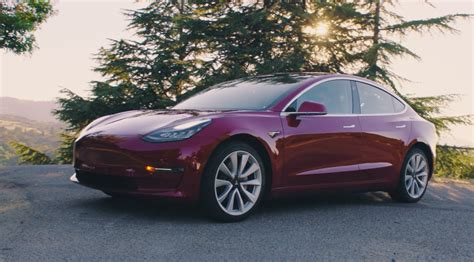 tesla model 3 golf clubs 4 highlights from motor trend s tesla model 3 test drive cleantechnica