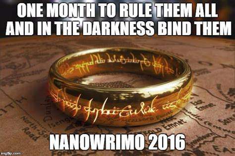 One Ring To Rule Them All Meme - the one ring imgflip
