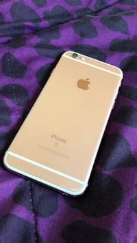 used gold iphone 6s no sim card for sale in carneys point letgo