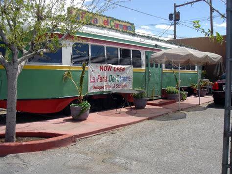 La Feria Post Office by El Chuco La Feria Carnaval 500 South Mesa Third