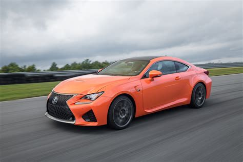 Lexus Rc Horsepower by All New 2015 Lexus Rc F Packs 467 Horsepower And 63 325