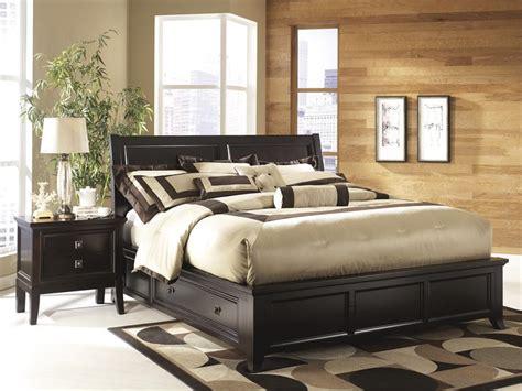 martini suite bedroom set martini suite platform storage bedroom by ashley furniture