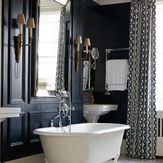 navy blue badezimmer robert empire house and look at