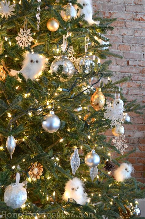 image gallery owl christmas tree ornaments