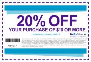 fedex office coupon codes may 2015