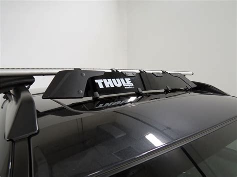 thule airscreen fairing for roof racks 38 quot thule