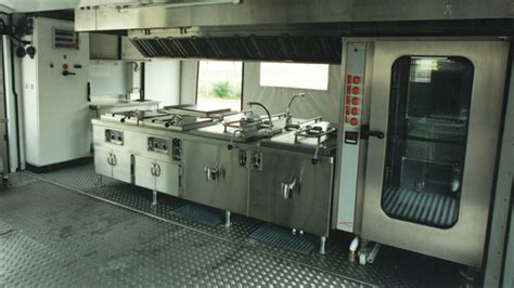 Containerized Kitchen by March 233 Catering Containers And Vehicles