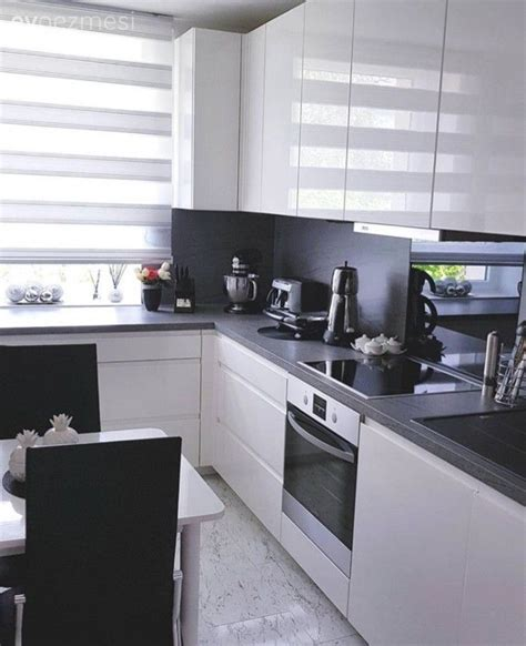 pin beyaz modern mutfak tezgah tasarimi on pinterest beyaz mutfak modern mutfak mutfak mutfak pinterest