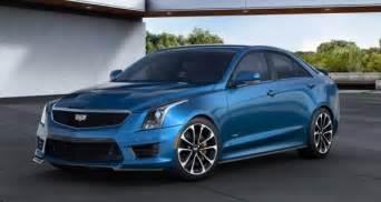 Build Cadillac Ats Ats V Review Autos Post