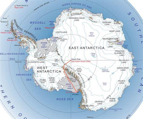 diagram of antarctica nuclear power at mcmurdo station antarctica