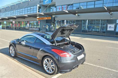 peugeot rcz tuning peugeot expands range of accessories for rcz sports coupe