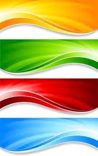 colorful banner colorful banner banner04 vector free vector 4vector