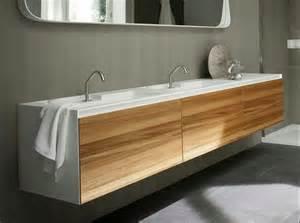 badezimmer waschtisch mit unterschrank corian waschtisch mit unterschrank in natur elm und wei 223 dekor