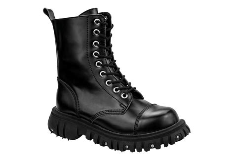 t u k a8614 laceup leather boots clearance