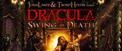 swing of death jorn lande trond holter present dracula swing of death
