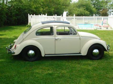 sell   volkswagen beetle deluxe sunroof sedan  reserve  london ohio united states