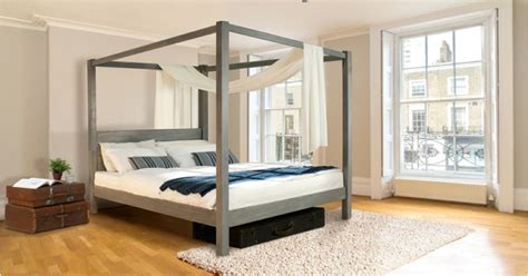 king size four poster bed frame four poster bed classic get laid beds