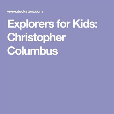 christopher columbus biography for students 1000 ideas about christopher columbus biography on