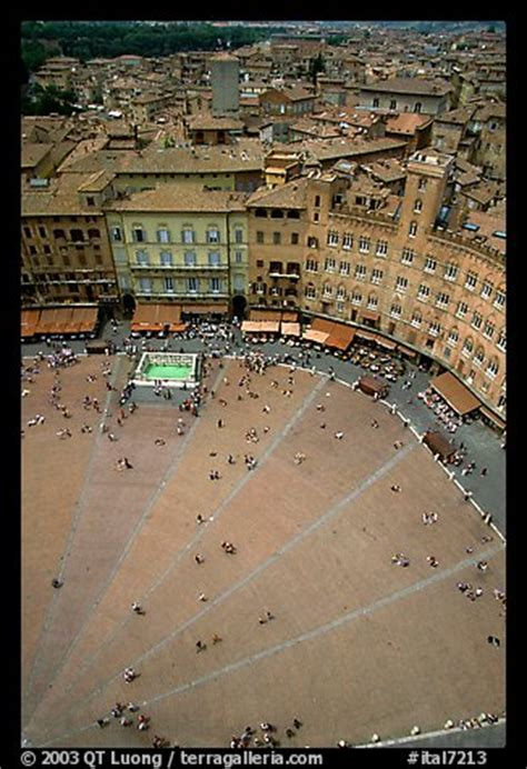 sections of italy picture photo section of medieval piazza del co seen