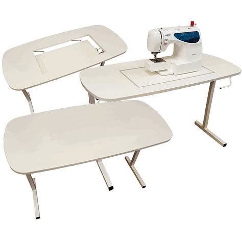 portable sewing table fashion sewing cabinets model 301 mercury ii portable sewing lift table