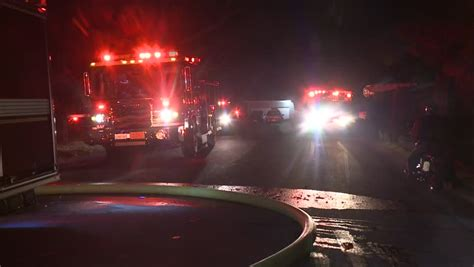 firefighter lights and sirens emergency vehicles with flashing lights and sirens in the