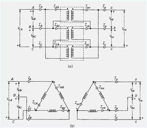 3 phase transformer connection diagram three phase transformer wiring diagram vivresaville